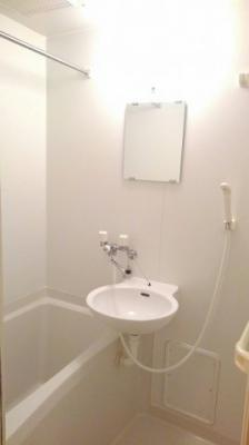 浴室乾燥機もついてます!