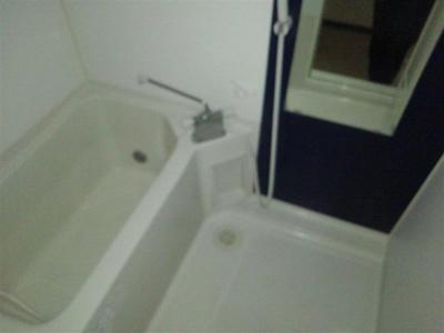 【浴室】レオネクストマーメゾン