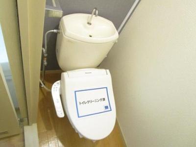 快適に使えそうなトイレですよね!!
