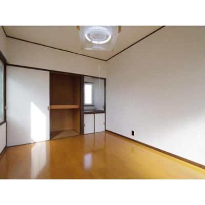 【玄関】コーポ山岸C