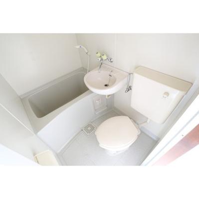 【浴室】第2ハイツコトブキ
