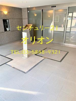 【セキュリティ】ルーブル中村橋弐番館(ナカムラバシニバンカン)