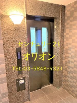 【その他共用部分】ルーブル中村橋弐番館(ナカムラバシニバンカン)