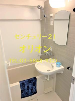 【浴室】ルーブル中村橋弐番館(ナカムラバシニバンカン)