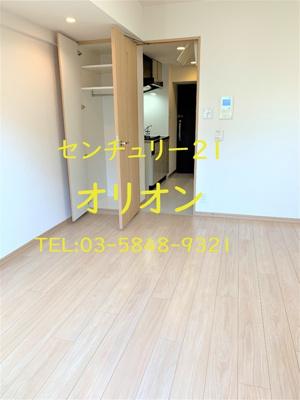【居間・リビング】ルーブル中村橋弐番館(ナカムラバシニバンカン)