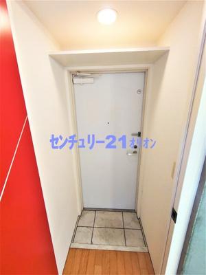 【玄関】MODULOR桜台(モデュロールサクラダイ)