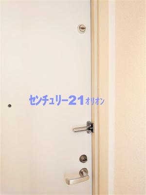 【セキュリティ】MODULOR桜台(モデュロールサクラダイ)