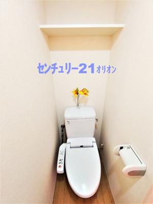 【トイレ】MODULOR桜台(モデュロールサクラダイ)