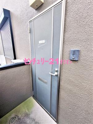 【玄関】K-II