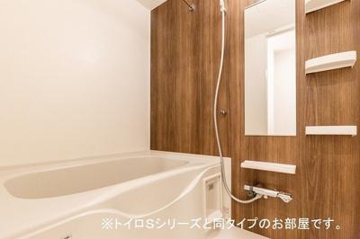 【浴室】シャン・ド・フルール Ⅰ