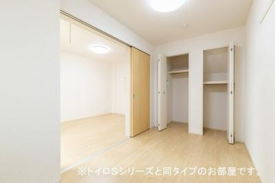 【洋室】シャン・ド・フルール Ⅰ