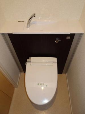 【トイレ】リベルタ瑞江