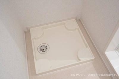 【洗面所】シャン・ド・フルール Ⅱ