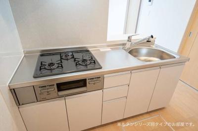 【キッチン】シャン・ド・フルール Ⅱ
