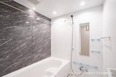 【浴室】シャン・ド・フルール Ⅱ