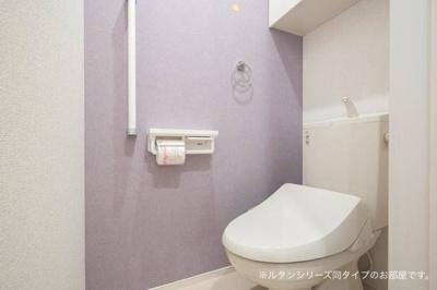 【トイレ】シャン・ド・フルール Ⅱ