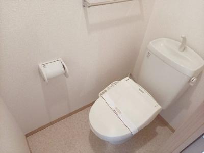 【トイレ】クレインハイムA