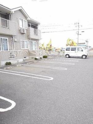 【駐車場】ピーノ・リブロB