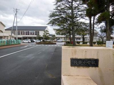北栄町立北条小学校まで800m