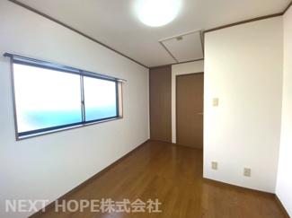3階洋室6.2帖です♪リフォーム済みの素敵な室内です(^^)ぜひ現地でご覧ください♪お気軽にネクストホープ不動産販売までお問い合わせを!!