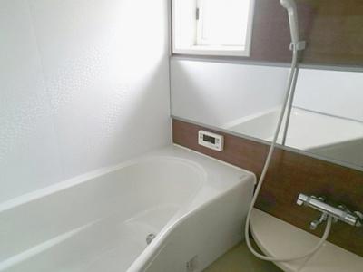【浴室】ピースプレイスA