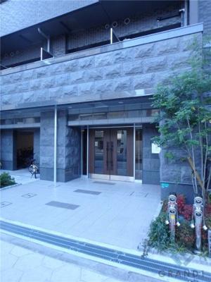 【エントランス】レオンコンフォート難波ノワール