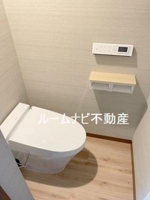 【トイレ】大塚5丁目貸戸建