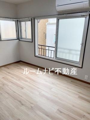 【寝室】大塚5丁目貸戸建
