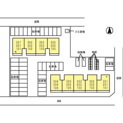【区画図】カンパーレT