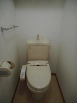 【トイレ】ヴィラ 青蛙