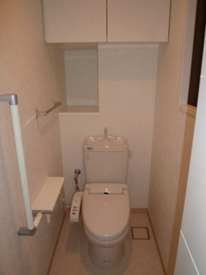 【トイレ】リエトコート丸の内