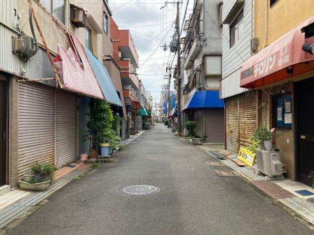 【周辺】金田町1丁目貸店舗・事務所