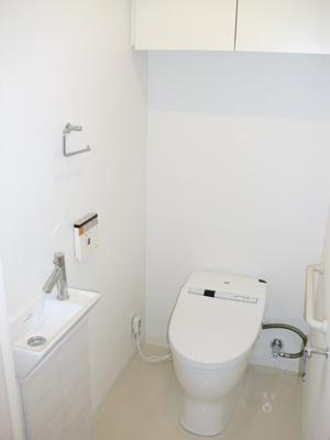 【トイレ】Brillia ist 三軒茶屋 ブラッサムテラス お子様可 2人入居可 ネット基本無料