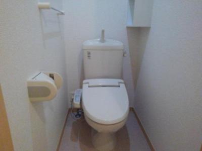 【トイレ】ブライト・ヒルトップ
