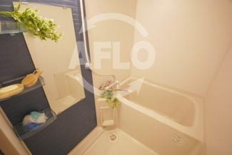 大阪プレステージアコモデーション(SOHO)浴室