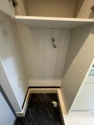 室内洗濯機置き場 ※他の部屋の写真です。