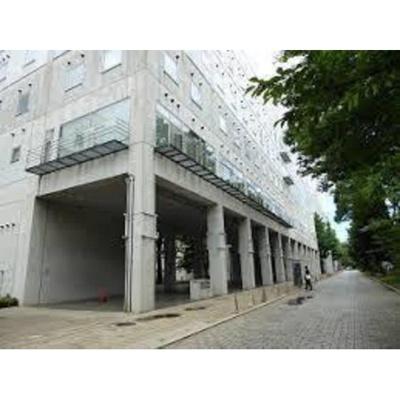 図書館「東京大学生産技術研究所図書棟まで541m」