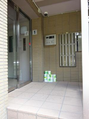【エントランス】SBフラッツ