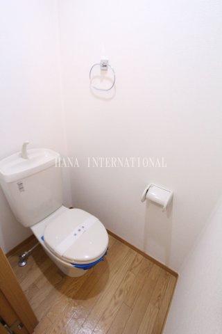 【トイレ】ボルベール調布ヶ丘
