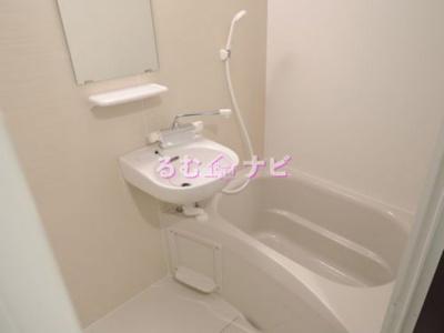 【浴室】サンコーポ大橋