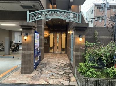 【エントランス】エスライズ桜ノ宮Ⅱ