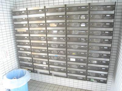 【エントランス】スカイコート八王子第3