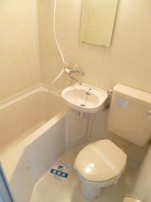 【浴室】スカイコート八王子第3
