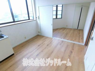 【寝室】レジデンスヤマカ