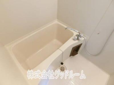 【浴室】レジデンスヤマカ