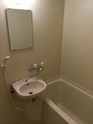 【浴室】レオパレスYAMADA