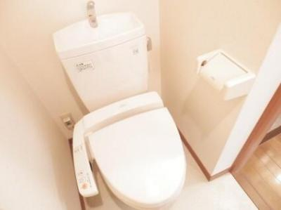 【トイレ】ハイツA&S