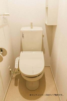 【トイレ】リバティ 15 A