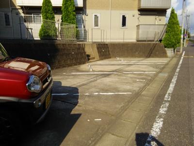 【駐車場】クルミー幕張本郷