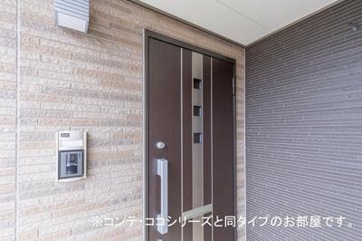 【玄関】ヴァンヴェールヒルG